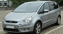 Ford S Max Rubber Car Mats