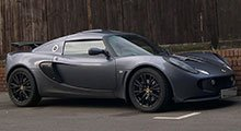 Lotus Exige Rubber Car Mats