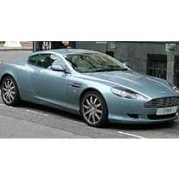 Aston Martin DB9 Rubber Car Mats
