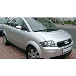 Audi A2 Rubber Car Mats