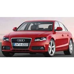 Audi A4 Rubber Car Mats