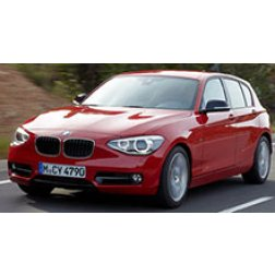 BMW 1 Series Rubber Car Mats