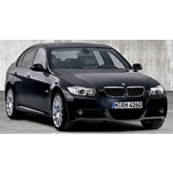 BMW 3 Series Rubber Car Mats