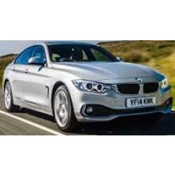 BMW 4 Series Rubber Car Mats