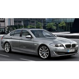 BMW 5 Series Rubber Car Mats