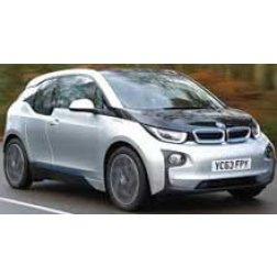 BMW I3 Electric Rubber Car Mats
