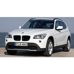 BMW X1 Rubber Car Mats