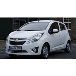 Chevrolet Spark Rubber Car Mats