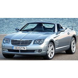 Chrysler Crossfire Rubber Car Mats