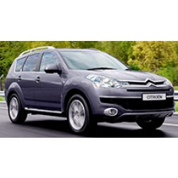 Citroen C-Crosser Rubber Car Mats