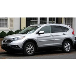 Honda CRV Rubber Car Mats