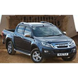 Isuzu D Max Rubber Car Mats