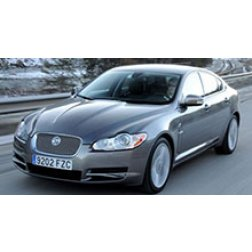 Jaguar XF Rubber Car Mats