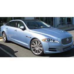 Jaguar XJ Rubber Car Mats