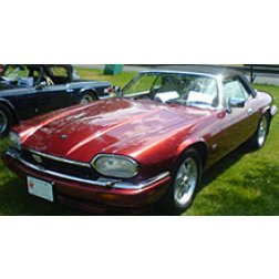 Jaguar XJS Rubber Car Mats