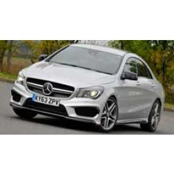 Mercedes CLA Rubber Car Mats