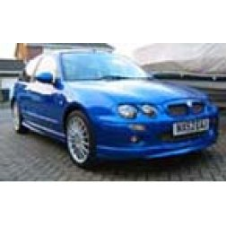 MG ZR Rubber Car Mats