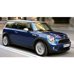 Mini Clubman Rubber Car Mats