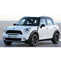 Mini Countryman Rubber Car Mats