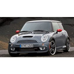 Mini Hatchback Rubber Car Mats