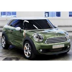 Mini Paceman Rubber Car Mats