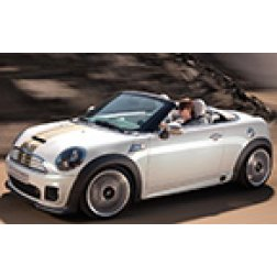 Mini Roadster Rubber Car Mats