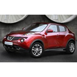 Nissan Juke Rubber Car Mats