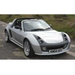 Smart Roadster Rubber Car Mats