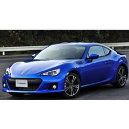 Subaru BRZ Rubber Car Mats